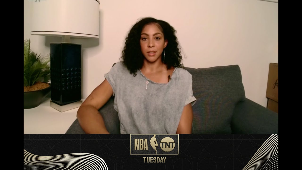 Candace Parker Responds to Atlanta Dream Co-Owner Kelly Loeffler's Comments | NBA on TNT Tuesday