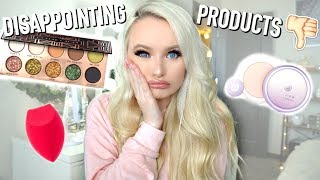 DISAPPOINTING MAKEUP PRODUCTS 2019