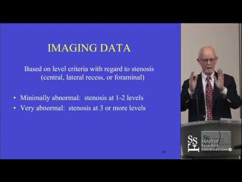 Predicting Outcomes of Lumbosacral Spinal Stenosis by George Kraft, MD