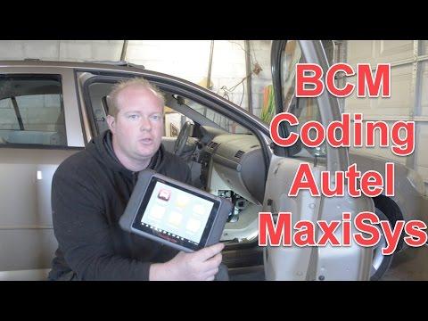 Cobalt BCM programming