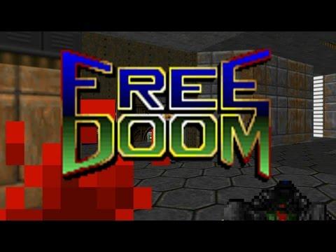 Freedoom 0.9 · Freedoom: Phase 1