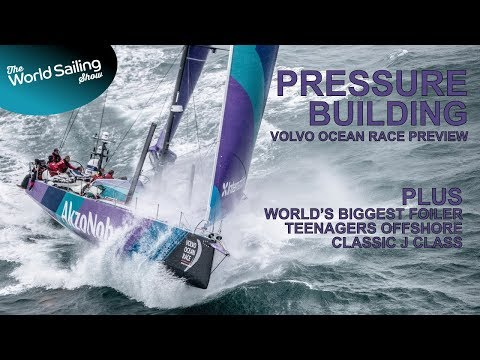 The World Sailing Show - October 2017