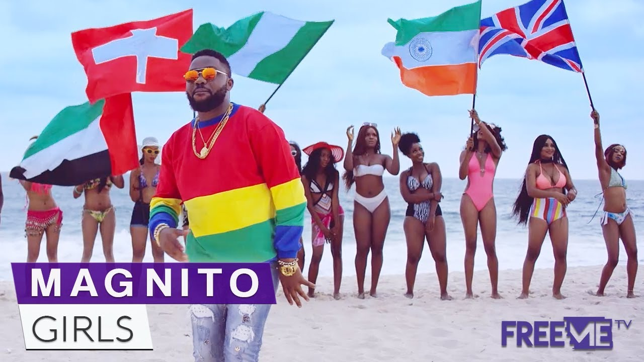 Download Magnito - Girls [FreeMe TV - Exclusive Video]