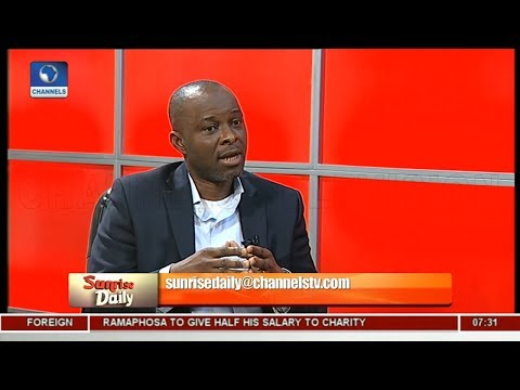 Nigeria Is Increasing Poverty - Roman Oseghale Pt 2   Sunrise Daily  