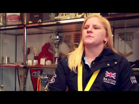 USW law student talks about competing at the Invictus Games