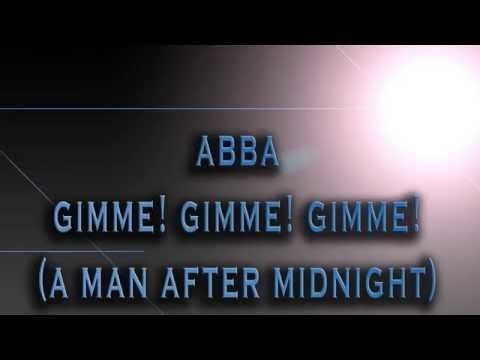 ABBA-Gimme! Gimme! Gimme! (A Man After Midnight) [HD AUDIO]
