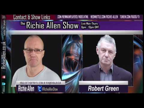 Richie Allen/Robert Green - UK Child Abuse Whistleblower Imprisoned - 17 Jan 2017