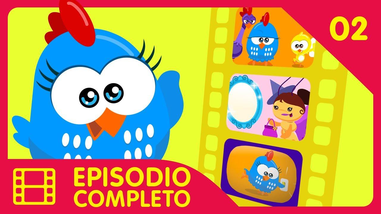 Gallina Pintadita Mini - Episodio 02 Completo (12min)