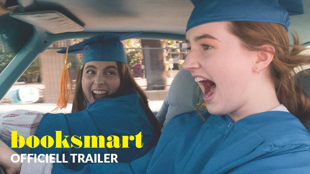 BOOKSMART - Officiell trailer - biopremiär 19 juni