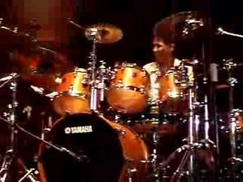 John Thomas drum solo
