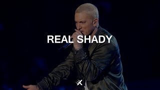 Video Free Eminem Type beat 2017 - Real Shady (Prod. by Riddick X) download MP3, 3GP, MP4, WEBM, AVI, FLV Oktober 2018
