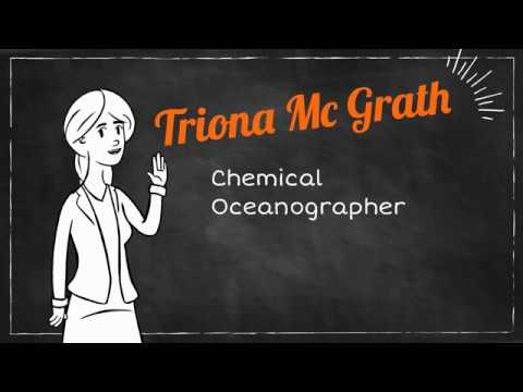 Triona McGrath - Chemical Oceanographer