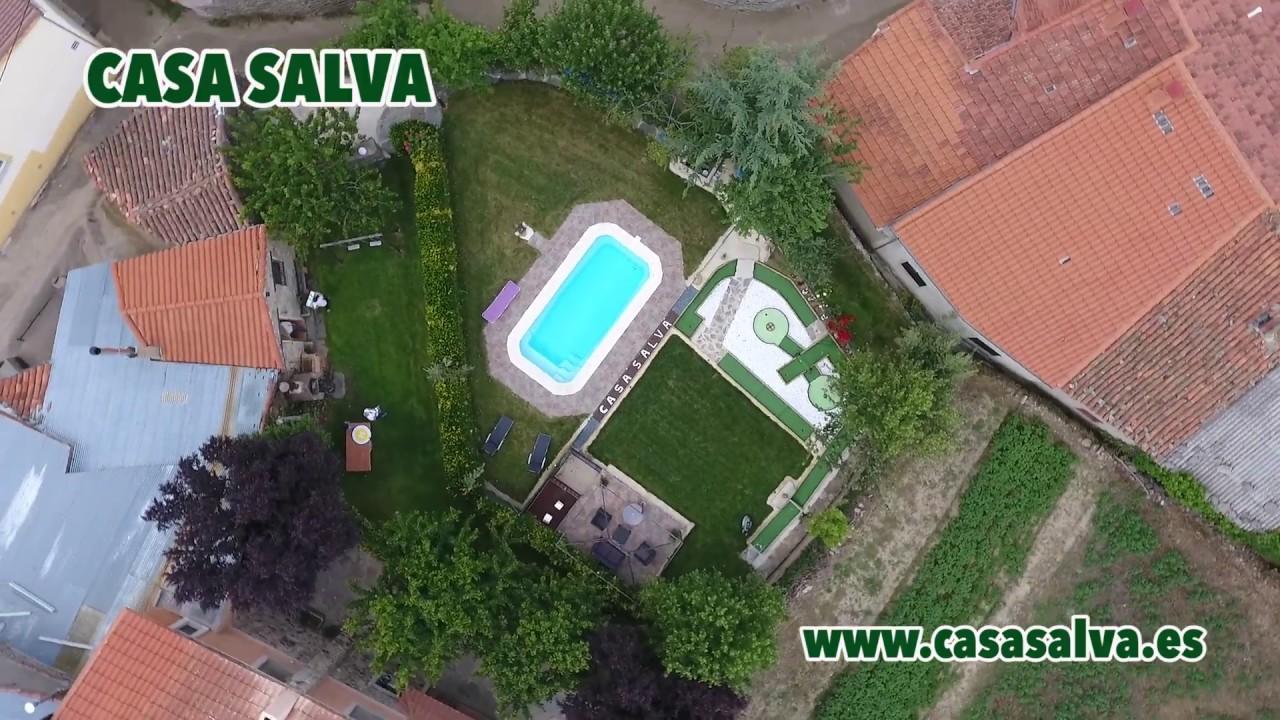 Casa rural casa salva youtube - Casa rural can salva ...