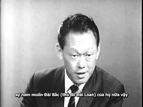 Phỏng vấn Lý Quang Diệu: Về chiến tranh Việt Nam
