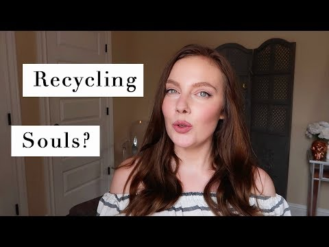 Recycling Souls & Containment Grids | Gigi Young