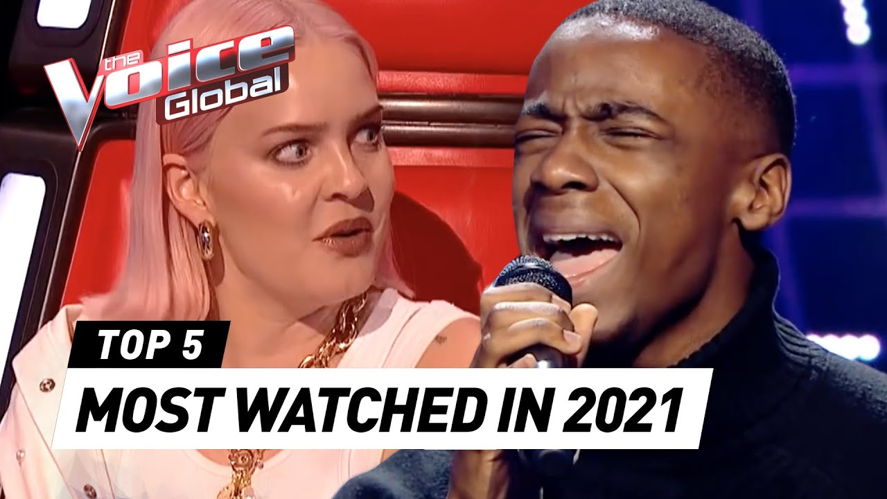 MOST TRENDING Blind Auditions of 2021