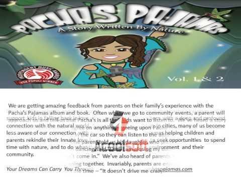 Pop Musical for Children,  Pachas Pajamas