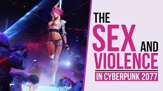 CYBERPUNK 2077 | ROMANCE & THE BRUTAL COMBAT SYSTEM