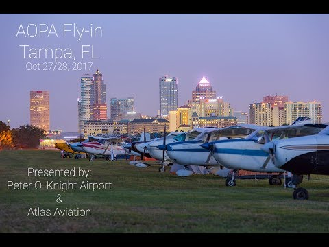 AOPA Fly In - Peter O. Knight Airport | Tampa, FL