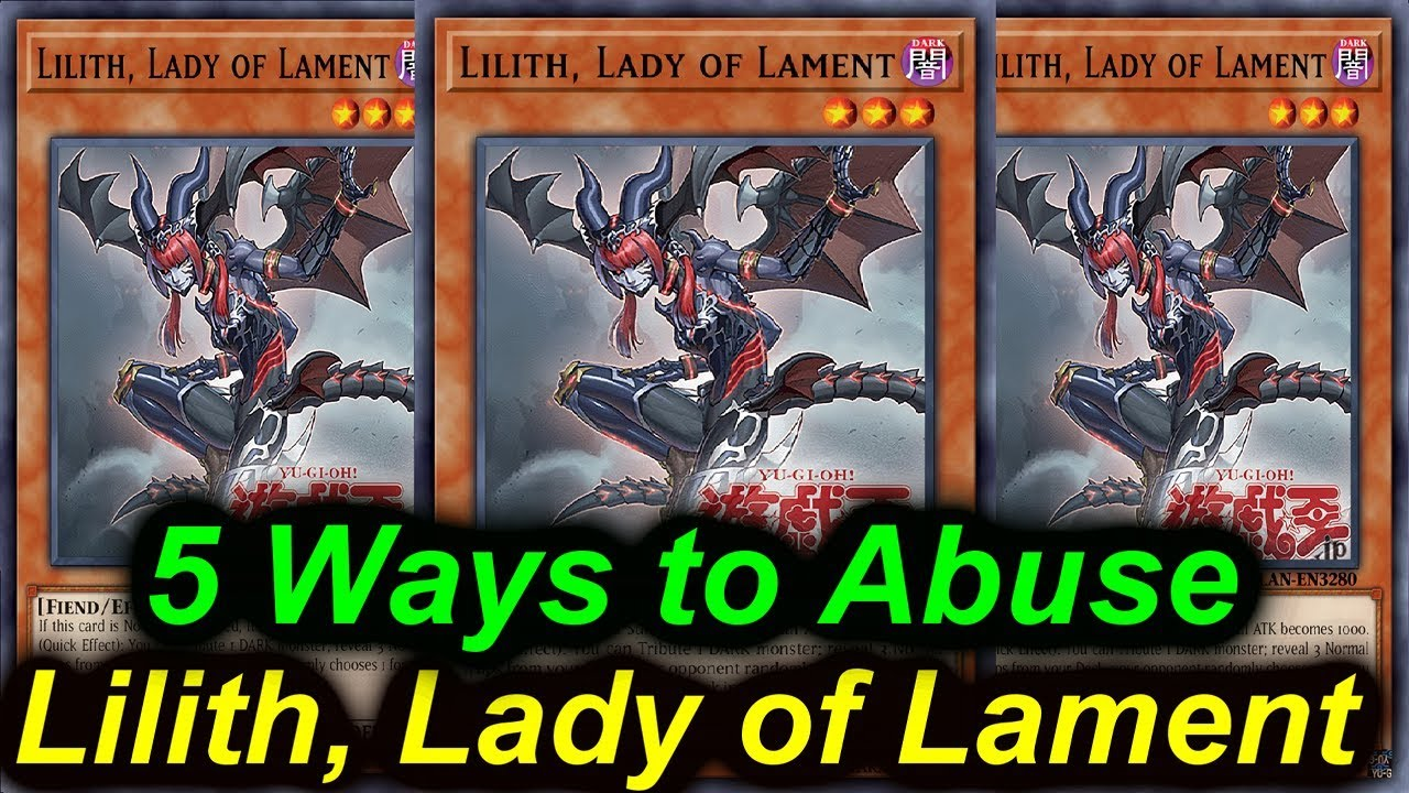 Tour Guide From The Underworld Lilith | Joshymomo org
