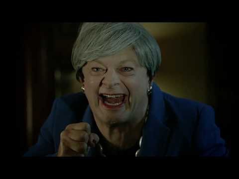 Andy Serkis reprises Gollum to mock Theresa May, Brexit