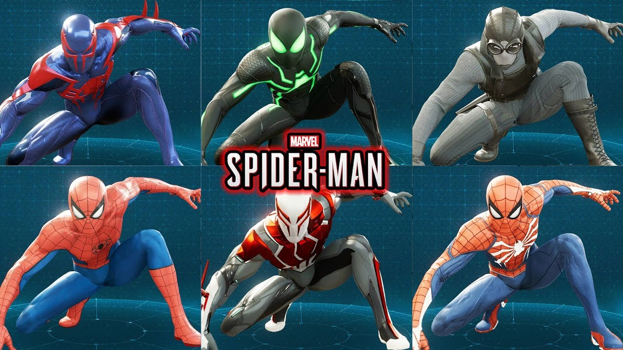 Spider Man Cheat Codes (PS4) (Spider Sense Is Tingling)