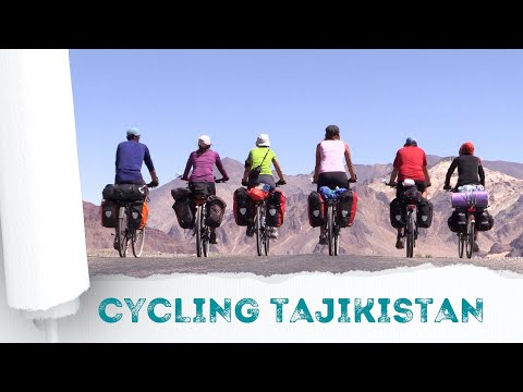 Cycling Tayikistan. Wakhan Valley & Pamir Highway