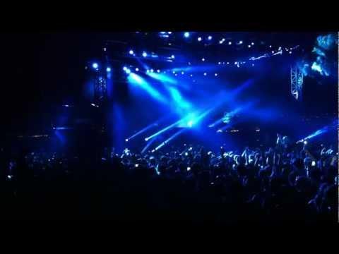 Skrillex - Live - Juan Les Pins 29/07/2012 - Partie 1