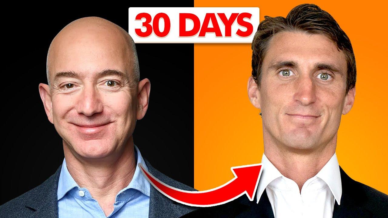 I Tried Jeff Bezos' Morning Routine For 30 Days