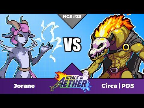 NCS #23: Jorane (Absa) vs. Circa | ProDoubleSushi (Forsburn) | Rivals of Aether