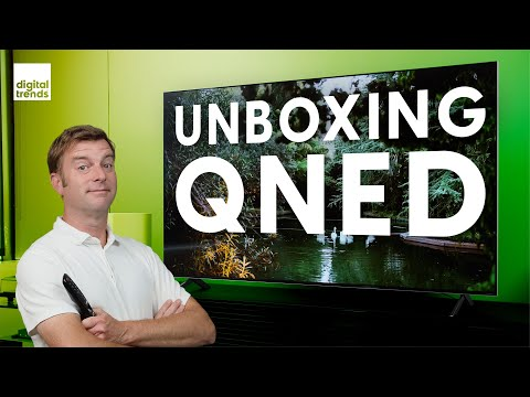 LG QNED99 mini-LED 8K TV | Unboxing, Setup, Impressions