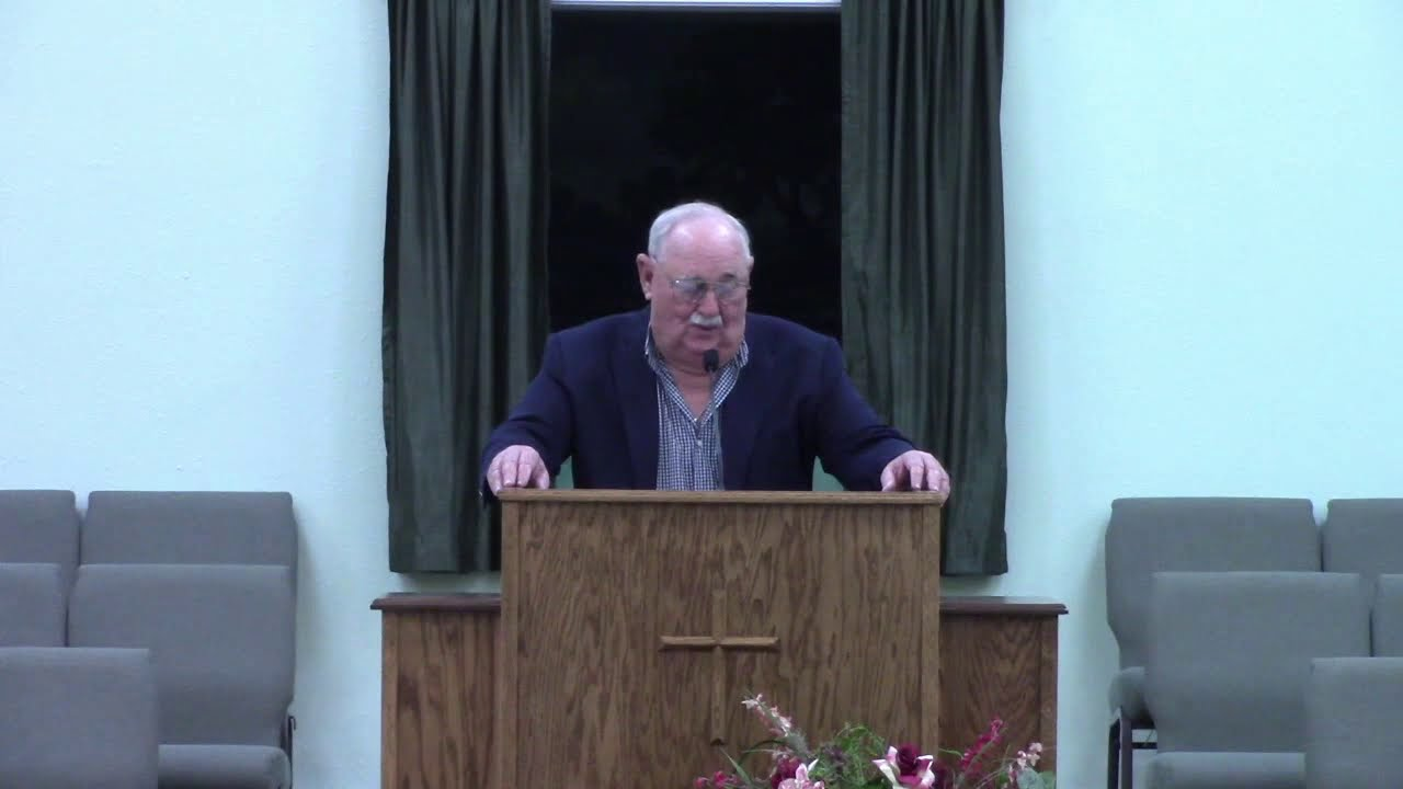 1 24 2021 Morn Message at Alamo Heights Baptist Church