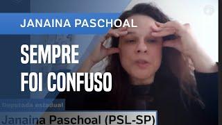 """Janaina Paschoal: """"desorganizaÇÃo De Bolsonaro Vem Desde A Campanha"""""""