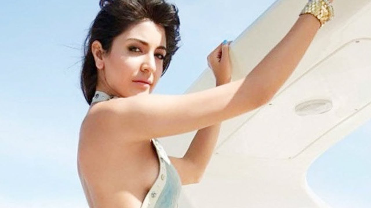 Anushka Sharma On The July Cover Of Vogue The Babe Shoots -6419