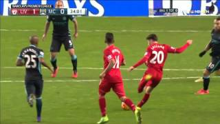Video Full Pertandingan Liverpool vs Manchester City