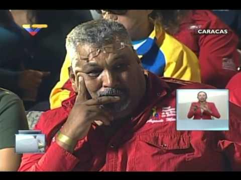 En Contacto Con Maduro #51, parte 3/17, Consejo Presidencial Personas con Discapacidad
