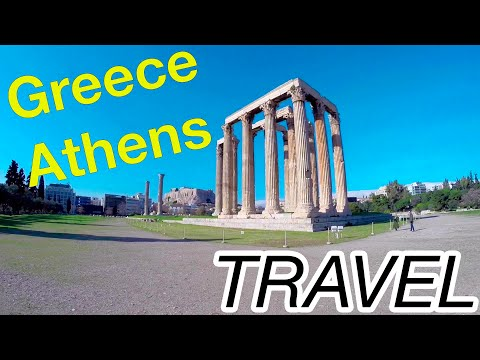 Greece / Athens / TRAVEL - Dark and Light side (2015)
