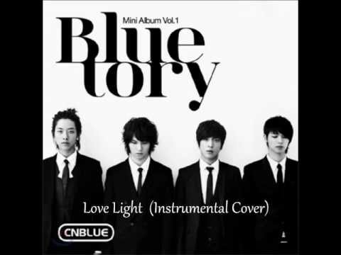Love Light - CN Blue (Instrumental) Guitar cover english subs