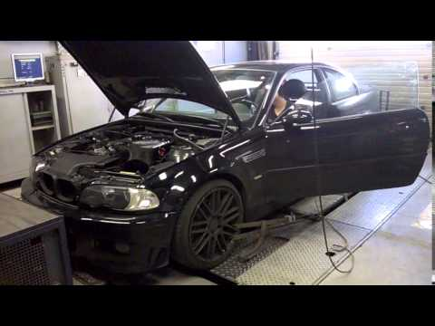 bmw e46 m3 dyno csl carbon airbox 384 hp 411 nm youtube. Black Bedroom Furniture Sets. Home Design Ideas