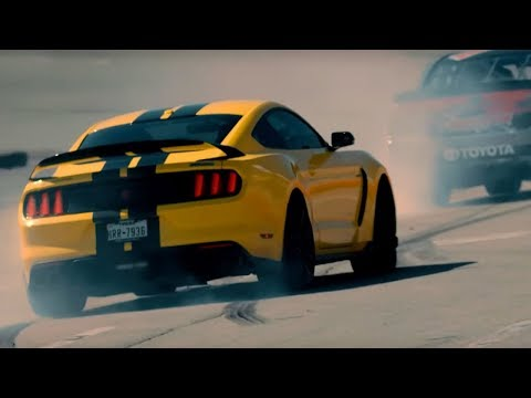V8 Supercars vs NASCAR | Top Gear: Series 25 | BBC