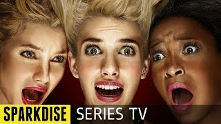 Scream Queens : On a peur ou on rit?