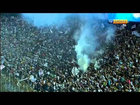 Olimpia 2-1 Cerro Porteño. Finalísima Clausura 2015 09/12/2015. Partido completo