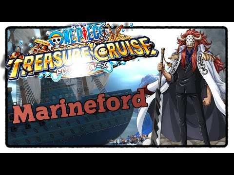 Marineford Level 1-6 [1/2] - One Piece Treasure Cruise [Deutsch]