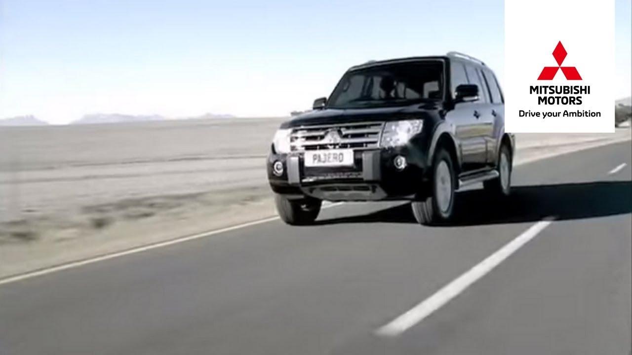 Тренер — Mitsubishi Pajero. Рекламная кампания осень 2010.