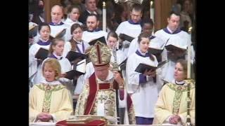 April 24, 2011: Easter Sunday at Washington National Cathedral
