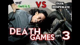 Gambar cover THE GOKILZ - DEATH GAMES