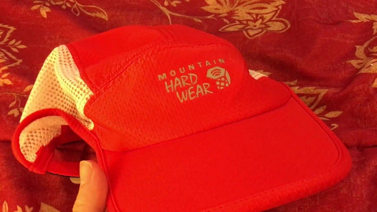 Mountain Hardwear Quasar Hat Review - YouTube 05c83730403