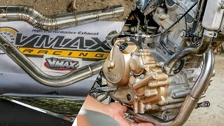 Kalkal Pipe VMAXRacing Big Ebow Soundtest
