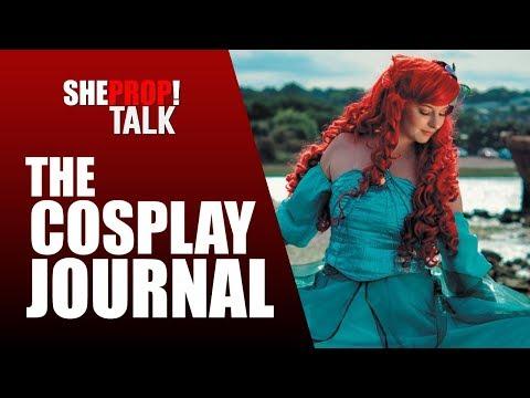 ShePropTalk! Episode 11: The Cosplay Journal