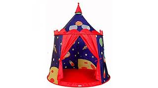 MUST SEE Furniture Review! Kiddey Knight's Castle Kids Play Tent -Indoor & Outdoor Children's Pla..